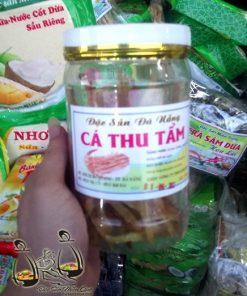 Cá thu tẩm ăn liền Đà Nẵng, mon ăn ngon giàu dinh dưỡng