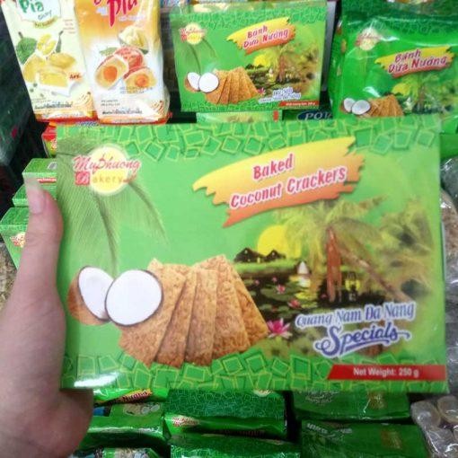 Bánh dừa nướng 1