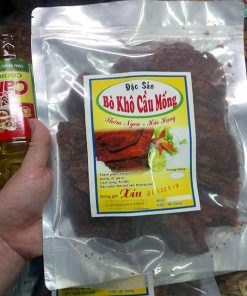 Đặc sản bò khô miếng Đà Nẵng, chất lượng, giá tốt nhất2